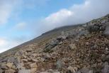 Top of Ben Nevis. October 2015.