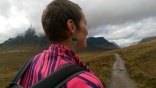 West Highland Way: en route. October 2015.