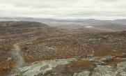 Views from Saana fell. Saana tunturi, Finnish Lapland, September 2016.