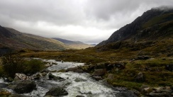 Ogwen Valley, Snowdonia National Park. Wales, September 2017.
