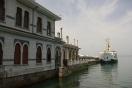 Port of Büyükada. Princes' Islands, Istanbul Province, Turkey. May 2016.