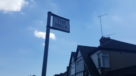 If someone ever tells you to walk the walk... it is in Essex.
