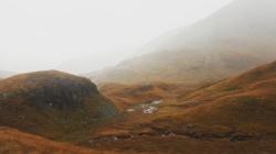 Affric Kintail Way. Scotland, November 2017.