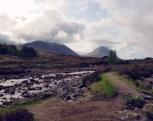Sligachan. Isle of Skye, Scotland, May 2918.