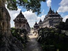 Plaosan Temple, Java, Indonesia. February 2020.