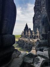 Prambanan Temple Compounds, Java, Indonesia. February 2020.